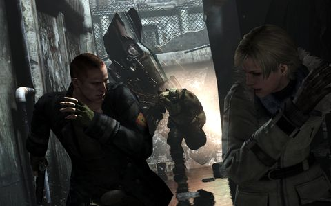 Šestý díl Residenta se změnil z hororu na akční hru. Zdroj: Oficiální stránky hry