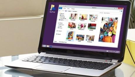 SkyDrive konkuruje aplikaci Google Drive. Zdroj: Microsoft