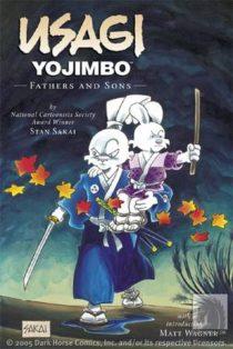 obalka Stan Sakai: Usagi Yojimbo #19