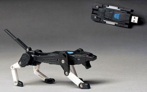 OBR.: Transformers USB disk