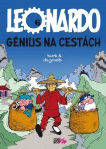 obalka Turk: Leonardo #6