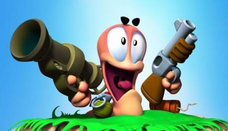 Nyní se Worms rozhodli zaútočit na Facebook. Zdroj: Oficiální stránky hry