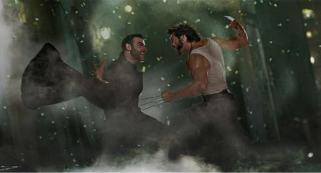 Wolverine si nenechá nic líbit.
