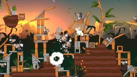 FOTO: Angry Birds Trilogy DLC Fowl