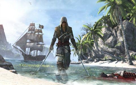 Assassin's Creed IV se opět objeví na PC později. Zdroj: Oficiální stránky