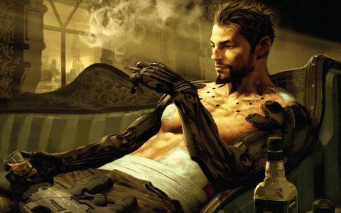 FOTO: Deus Ex Human Revolution