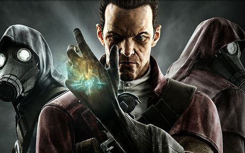 FOTO: Dishonored The knife of Dunwall