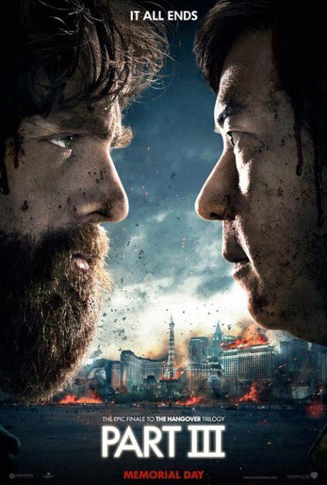 Pozorně se podívejte na Hangover plakát. Zdroj: Warner Bros.