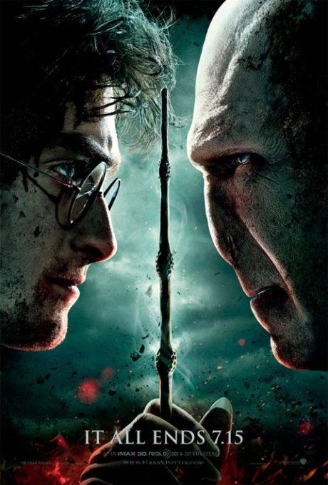 Dávali jste u předchozího plakátu pozor? Velice podobné, že? Zdroj: Warner Bros.