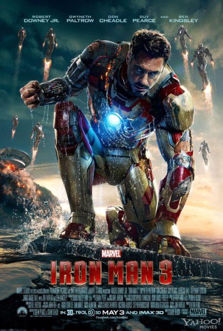 Iron Man 3 v plné zbroji. Zdroj: movies.yahoo.com