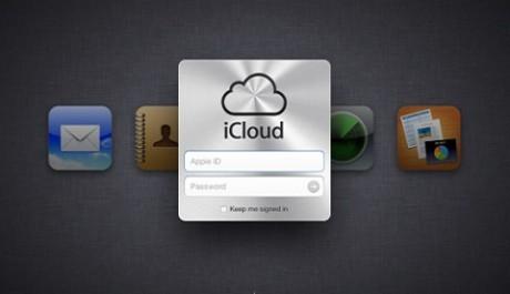 FOTO: Screen shot iCloud