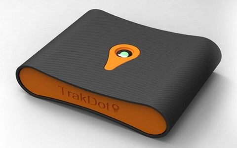 FOTO: Trakdot-Luggage-Tracker