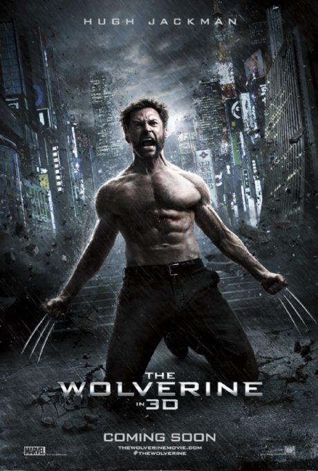 3D Wolverine bude pecka, budete uhýbat v kině před svištícími drápy? Zdroj: Marvel