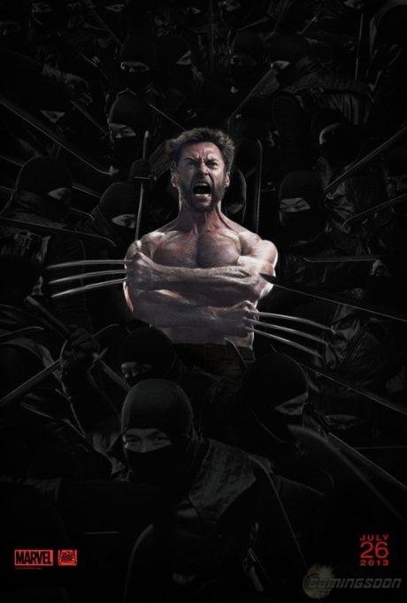 Podle počtu mečů bude Wolverine za chvíli vypadat dost možná jako jehelníček. Zdroj: Marvel