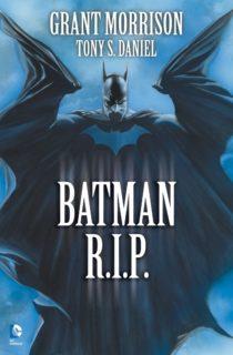 obalka Alex Ross: Batman R.I.P.