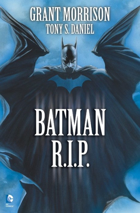obalka Alex Ross: Batman R.I.P.
