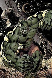 Bryan Hitch:Neuveritelny Hulk