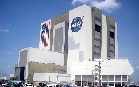 FOTO: Budova NASA