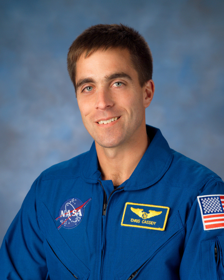 FOTO: Astronaut Chris Cassidy