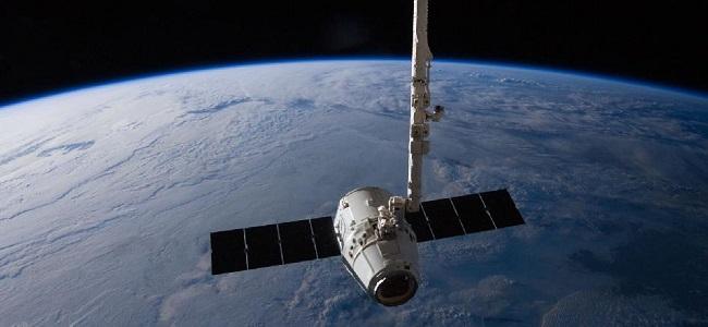 FOTO: Kosmická loď Dragon