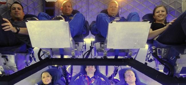 FOTO: Kosmická loď DragonRider