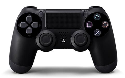 Takto vypadá Dualshock 4. Zdroj: oficiální stránky Sony Playstation 4