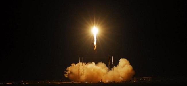 FOTO: Start Falconu 9