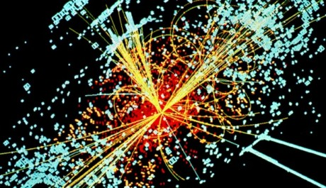 FOTO: Higgsův boson