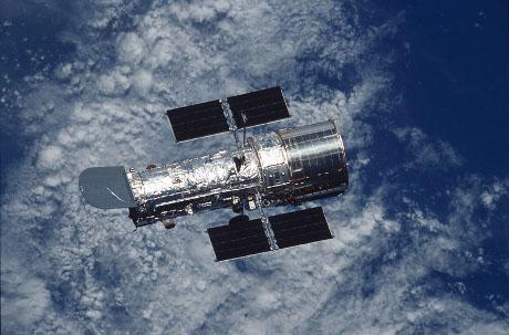 FOTO: Hubbleův dalekohled