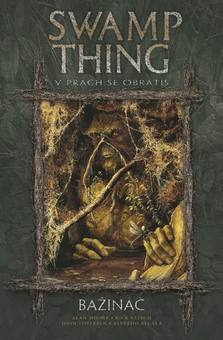 obalka John Totleben: Swamp Thing-Bažináč #5