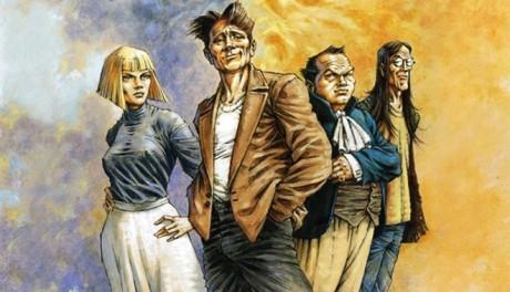 Ilustrační obrázek k sérii Kladivo na čaroděje. Autor: Lubomír Kupčík