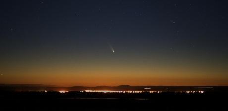 FOTO: Kometa C/2011 L4 Pan-STARRS