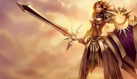 FOTO: Artwork League of Legends