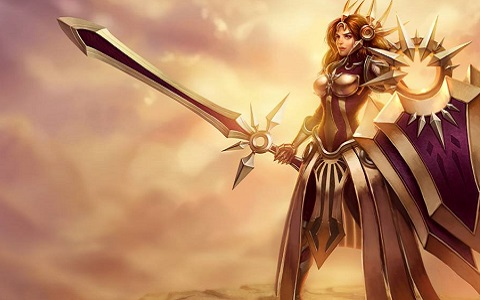 FOTO: League of Legends - Leona