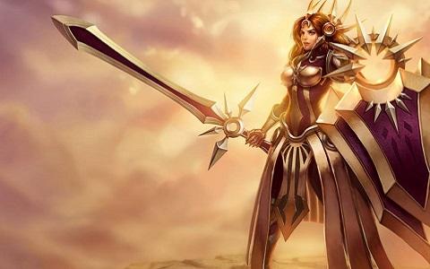 FOTO: League of Legends - Leona