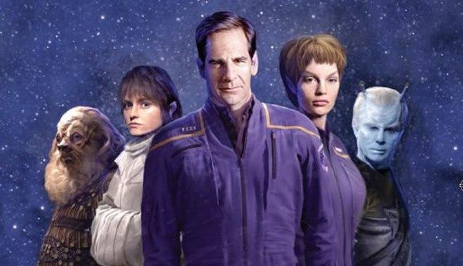 Milovníci Star Treku zažijí v březnu žně. Autor: Jakub Schejbal