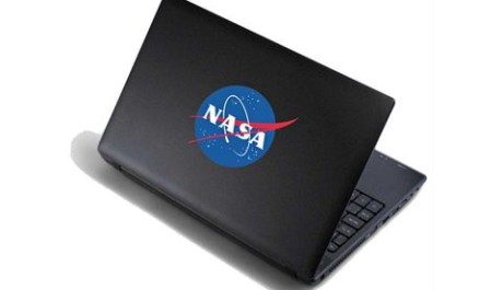 Zabezpečené laptopy chrání NASA před útoky zvenčí, ne zevnitř. Zdroj: NASA.gov