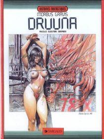 obalka Paolo Eleuteri Serpieri: Druuna #2
