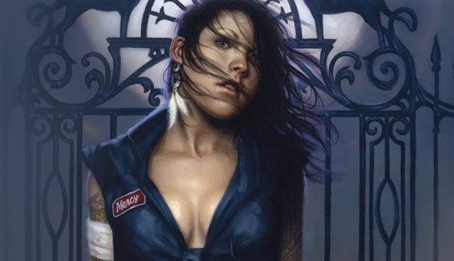 Patricia Briggs: Mercy Thompson (ilustrační 2)