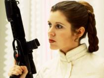 Carrie Fisher opět v roli princezny Lei, Zdroj: LucasArts