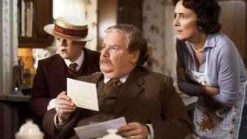 FOTO: Richard Griffiths ve filmu Harry Potter a Kámen mudrců