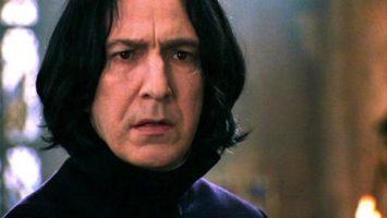 FOTO: Severus Snape