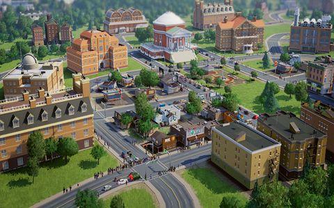 OBR.: SimCity