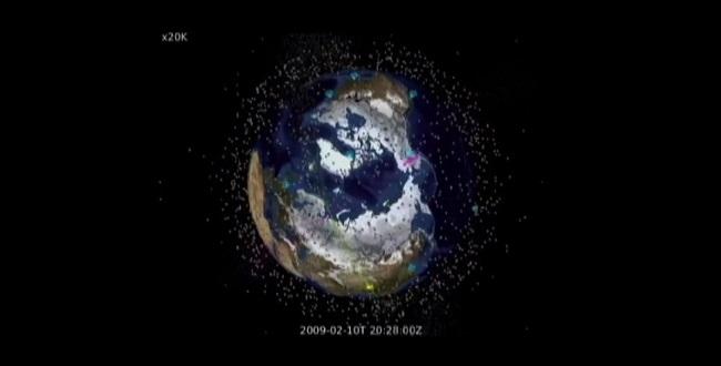 FOTO: Satelity na oběžné dráze