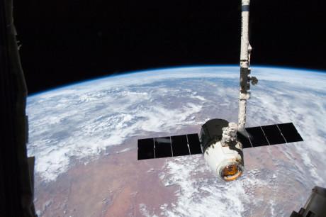 FOTO: SpaceX Dragon