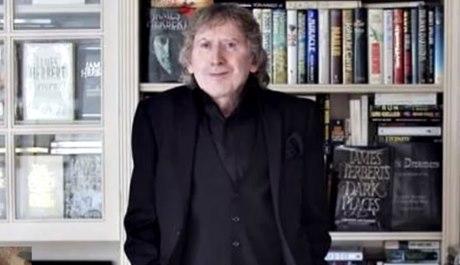 James Herbert patřil k oblíbeným autorům hororové literatury. Zdroj: reprofoto youtube.com