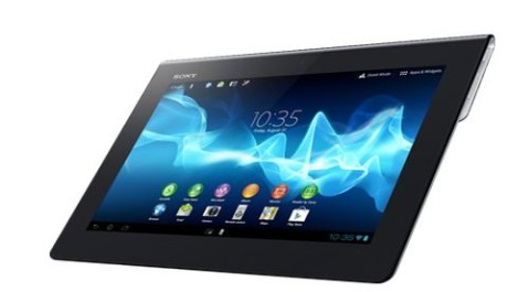 FOTO: tablet Sony Xperia S priorita