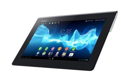 FOTO: tablet Sony Xperia S priorita