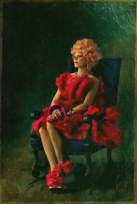 V tomto se představí Elizabeth Banks v nových Hunger Games. Zdroj: Universal Pictures