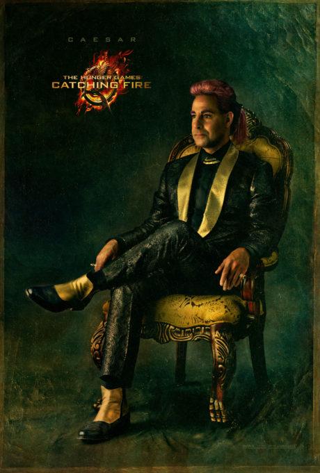 V Hunger Games uvidíme i parádní sako, líbí se vám? Zdroj: Universal Pictures